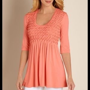 Soft Surroundings Corbeille top
